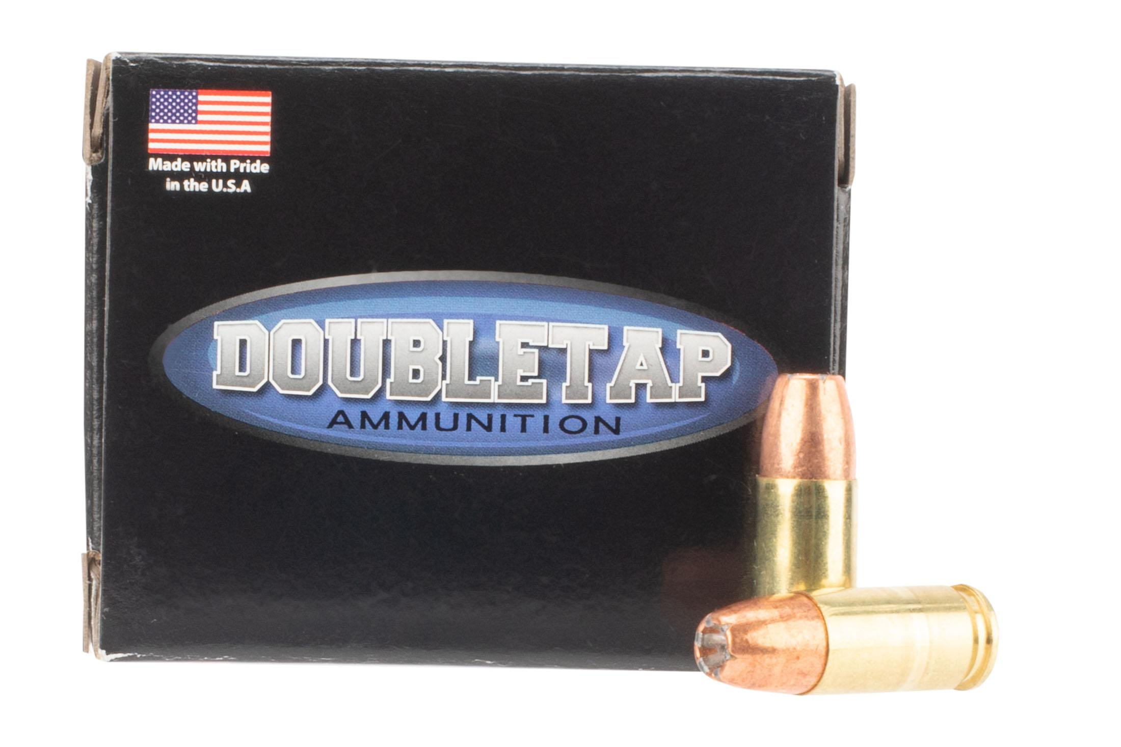 9mm Solid Copper Ammo from G2 Research and DoubleTap Ammunition