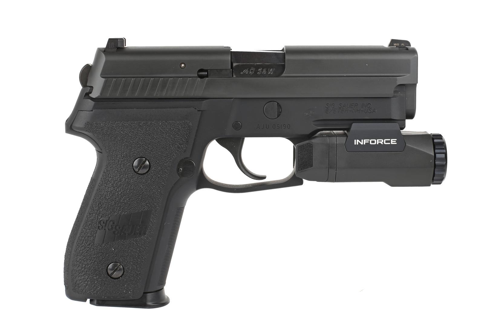 inforce apl gen 3 auto pistol light 400 lumens black a 05 1