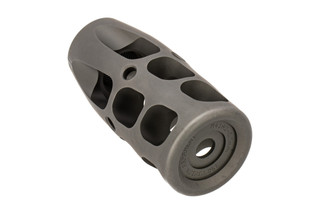 Precision Armament 6.5 Creedmoor Severe Duty M41 muzzle brake in 5/8x24 in stainless