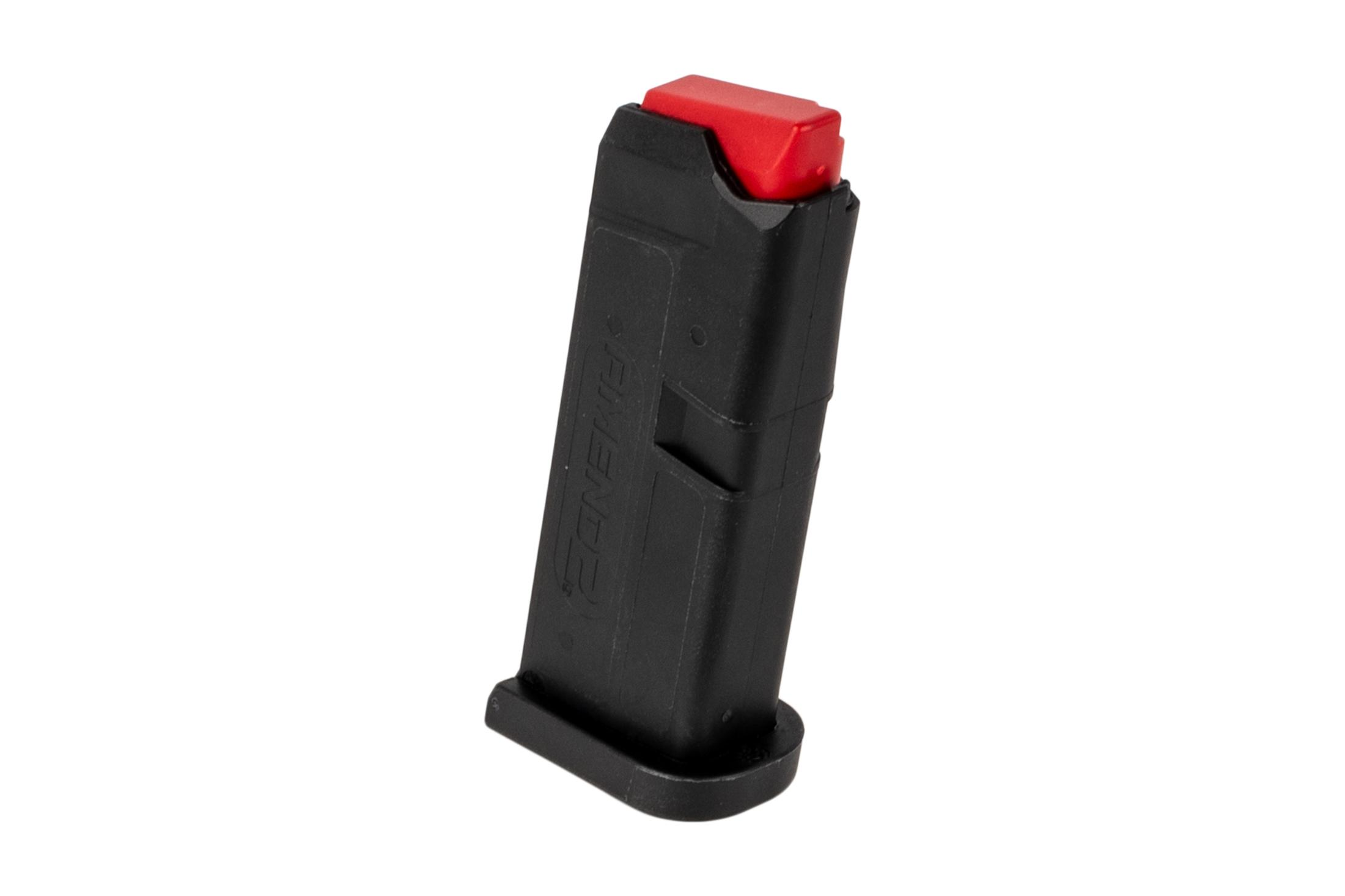 Amend2 A2-42 Glock 42 magazine holds 6 rounds of .380 acp