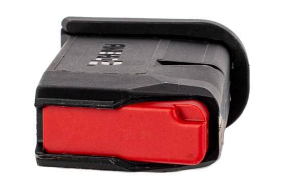 Amend2 Glock 43 magazine is made from impact resistant black polymer