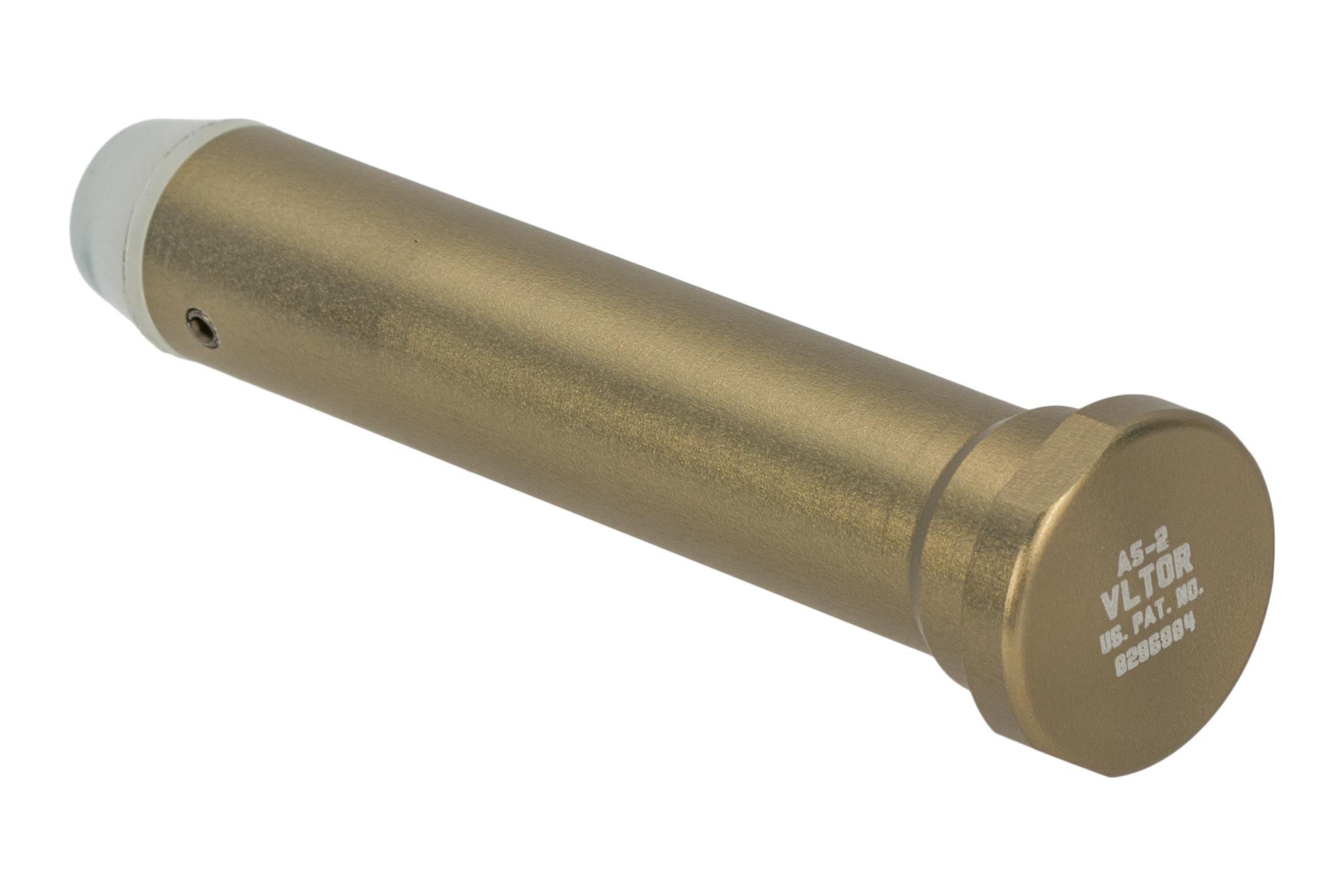 The Vltor A5 5.3 ounce Buffer Weight is designed for rifle length gas systems with carbine receiver extensions