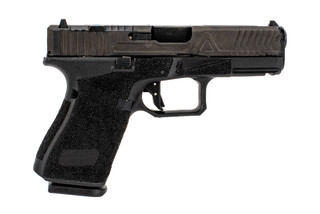 Agency Arms Glock 19 Compact 9mm Pistol is milled for use with an RMR red dot