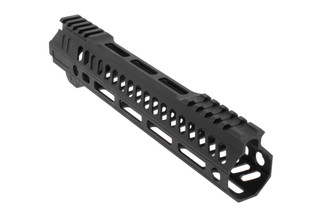 Angstadt Arms Ultra Light Handguard 10 inch features an interrupted picatinny rail
