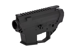 The Angstadt Arms 9mm upper and lower receiver set is designed for use with Glock Magazines