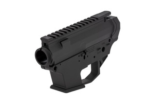 The Angstadt Arms AR 45 upper and lower receiver is compatible with Glock magazines