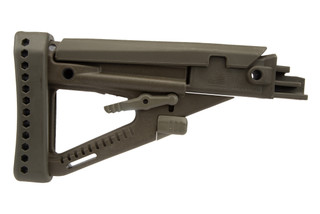ProMsg Archangel AK-series OPFOR polymer buttstock in olive drab green is 922(r) compliant and backed by a lifetime warranty.