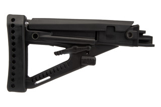 ProMsg Archangel AK-series OPFOR polymer buttstock in black is 922(r) compliant and backed by a lifetime warranty.