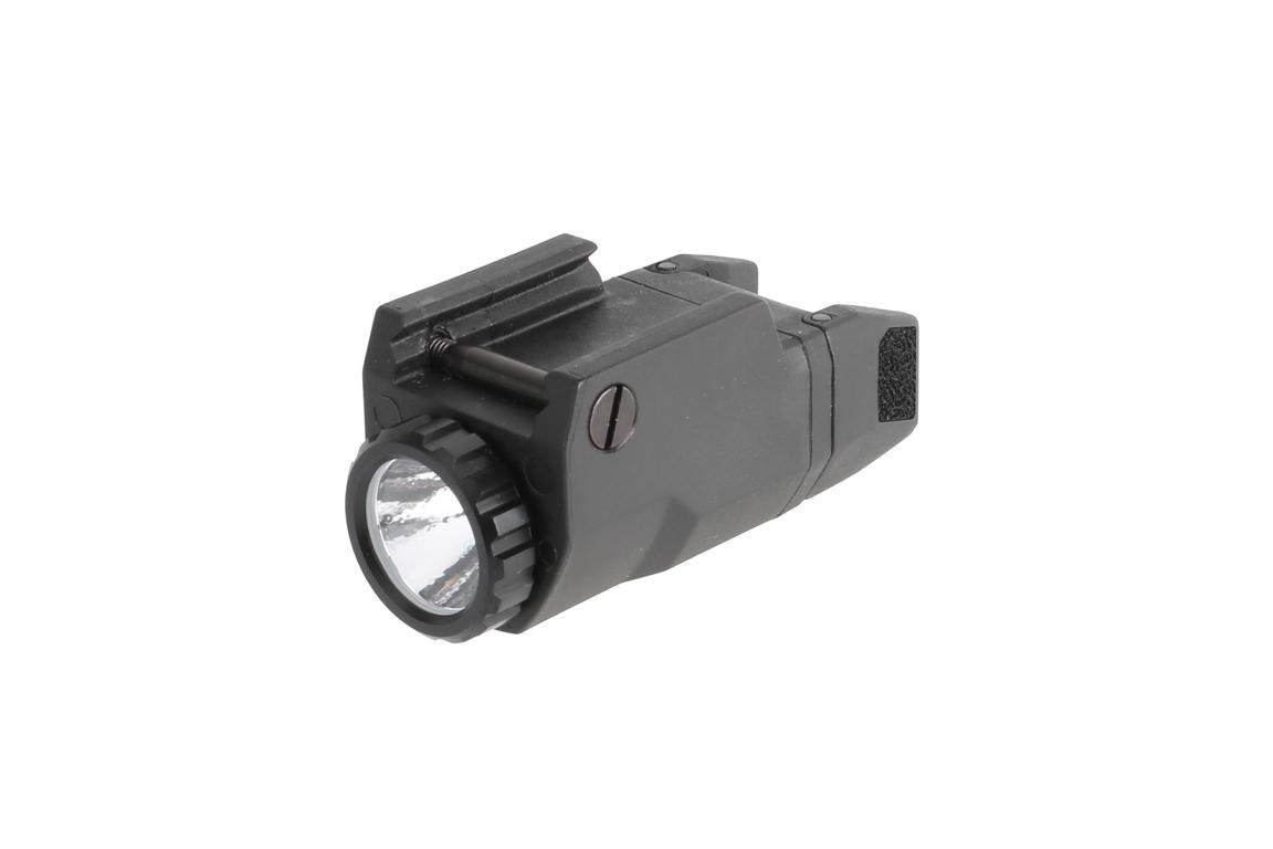 The Inforce apl glock 19 is an extremely compact pistol light that provides 200 lumens of light