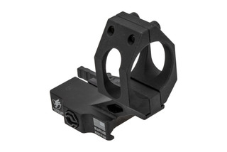 American Defense Quick Detach 30mm Cantilever red dot mount features a lower 1/3rd cowitness