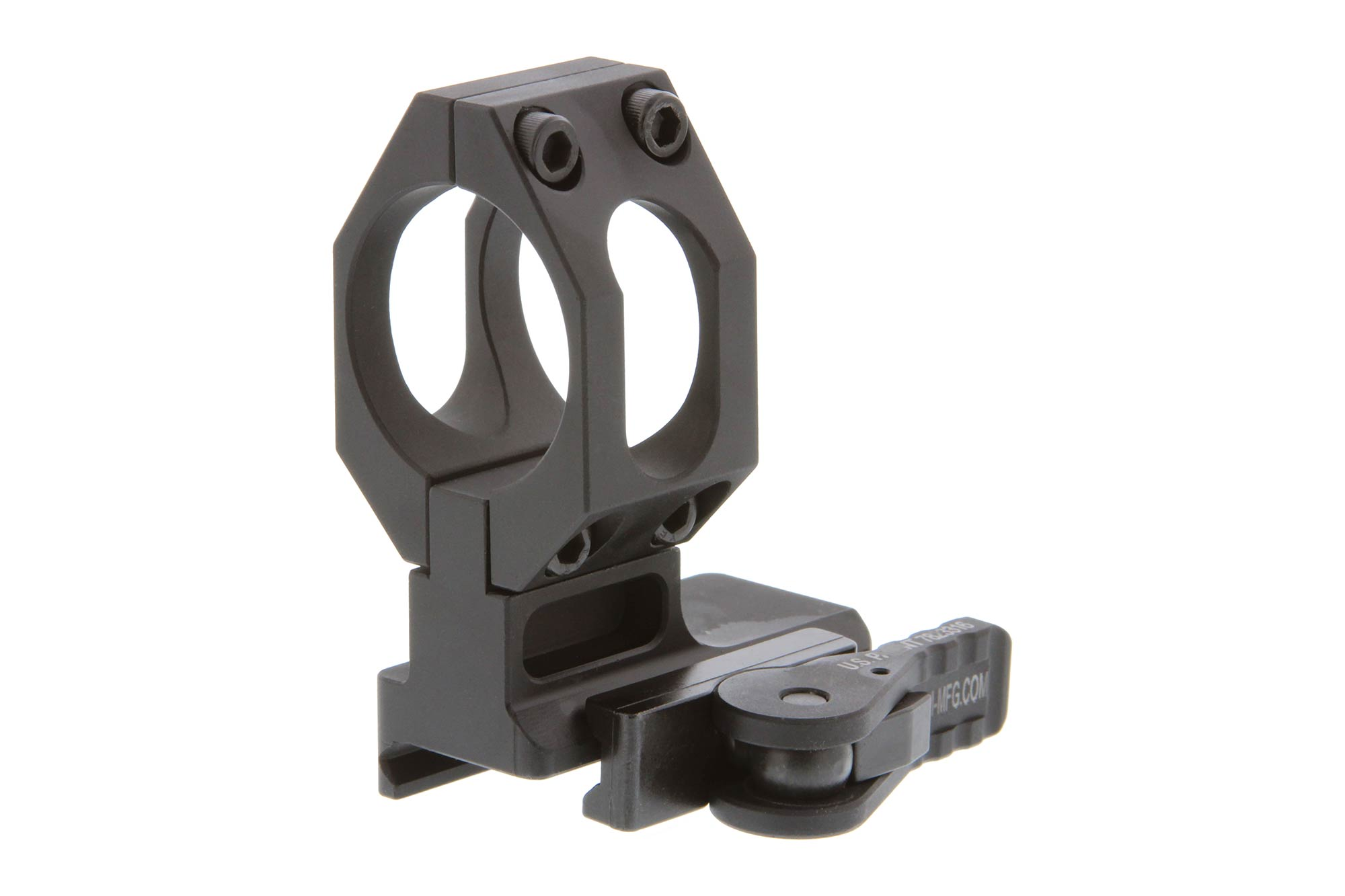 american defense quick detach 30mm aimpoint mount lower 1 3