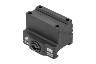 American Defense Manufacturing QD Trijicon MRO Mount features a lower 1/3rd cowitness