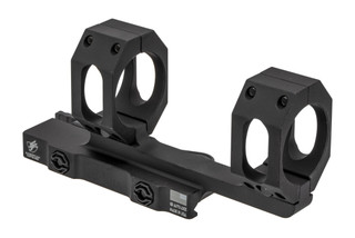 American Defense Recon 20 MOA scope mount is designed for 34mm optics