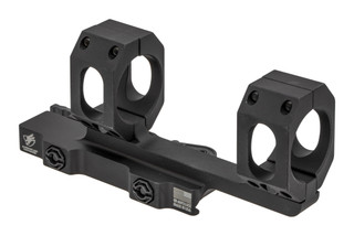 American Defense Quick Detach Recon Mount 30mm features a hardcoat anodized black finish