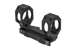 American Defense Recon Straight Quick Detach 34mm Scope Mount features QD levers