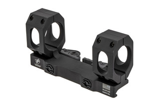 American Defense Recon Straight Low scope mount is designed for 30mm riflescopes