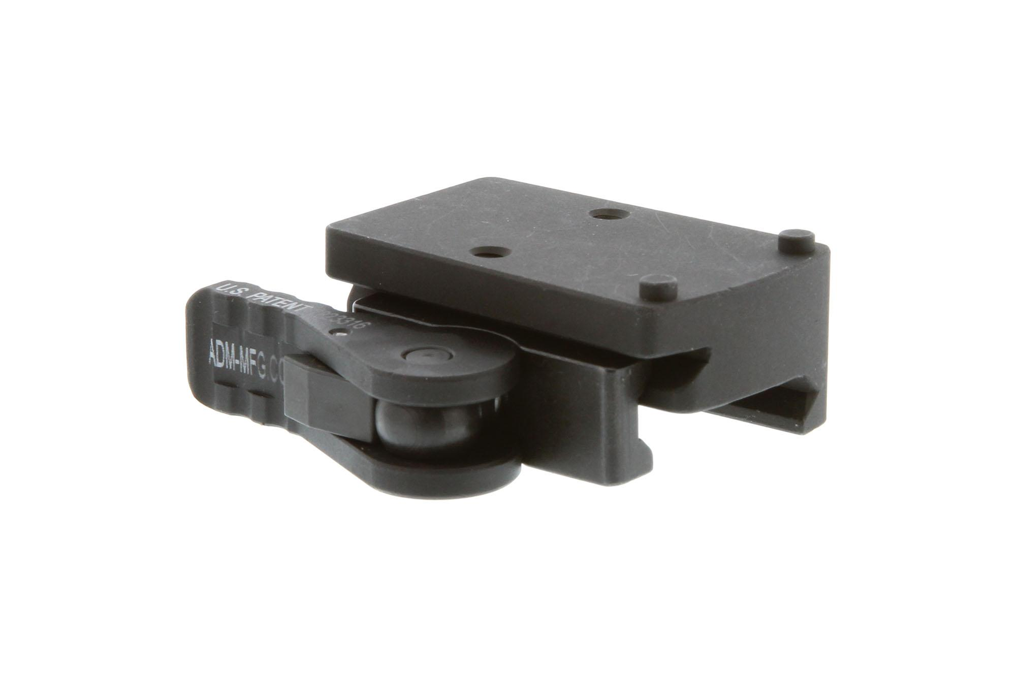 American Defense Quick Detach Trijicon RMR Mini Right Hand Mount - Low