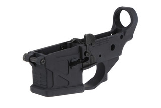 The American Defense UIC Billet lower receiver is fully ambidextrous and machined from 7075 aluminum