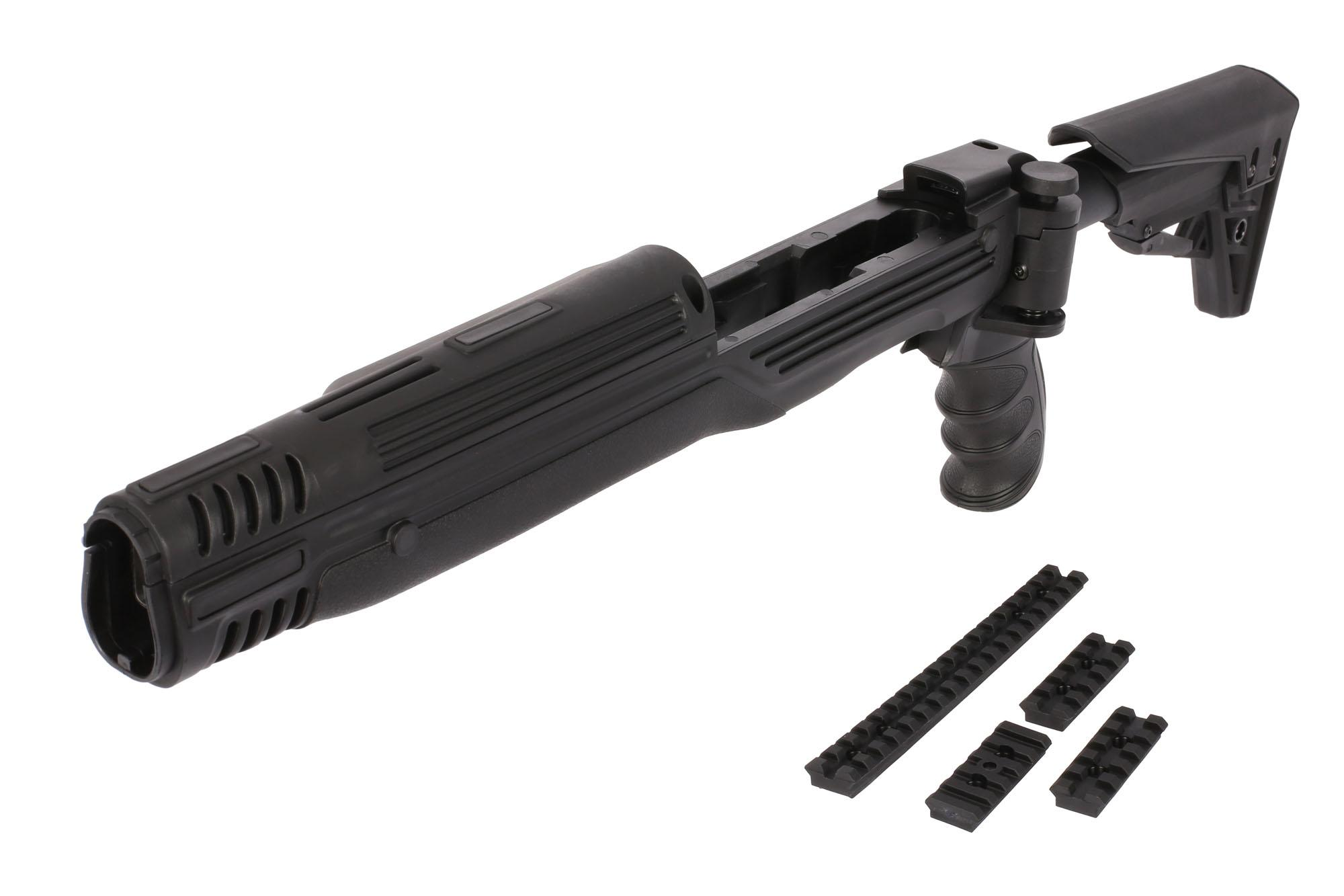 Advanced Technology MINI-14/Thirty Stock - Black