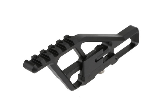 The ak47 scope mount from rs regulate provides a solid way to mount optics on your rifle