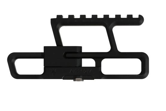RS Regulate AK-302M Rear-Biased Lower Scope Rail - AKM