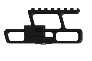 The RS Regulate AK-302M lower scope mount is designed to be used with a large variety of AK47 rifles