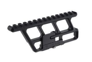 The RS Regulate AK-303M lower scope mount is a rock solid way to attach your favorite optic to your AK47
