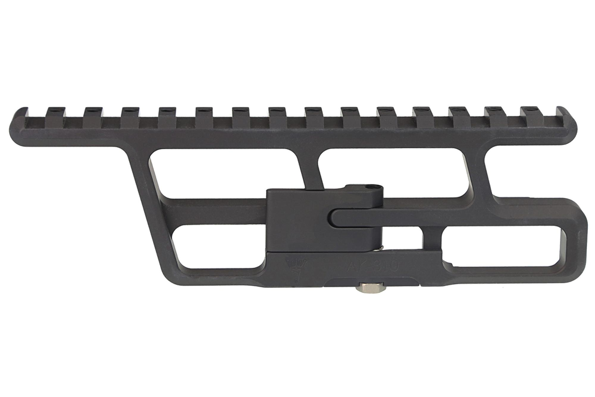 RS Products AK-307M 2nd Gen Full-Length Optic Rail for Yugo AKs