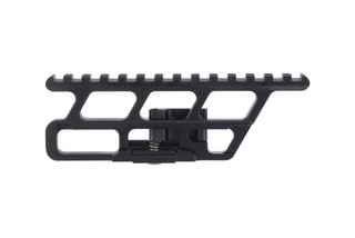 The RS Regulate ak mount for Century arms ak47 rifles offers a larger variety of options for different optics