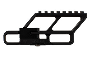 RS Regulate AK-312M Rear Biased Lower Scope Rail is compatible with SAM7K ak47