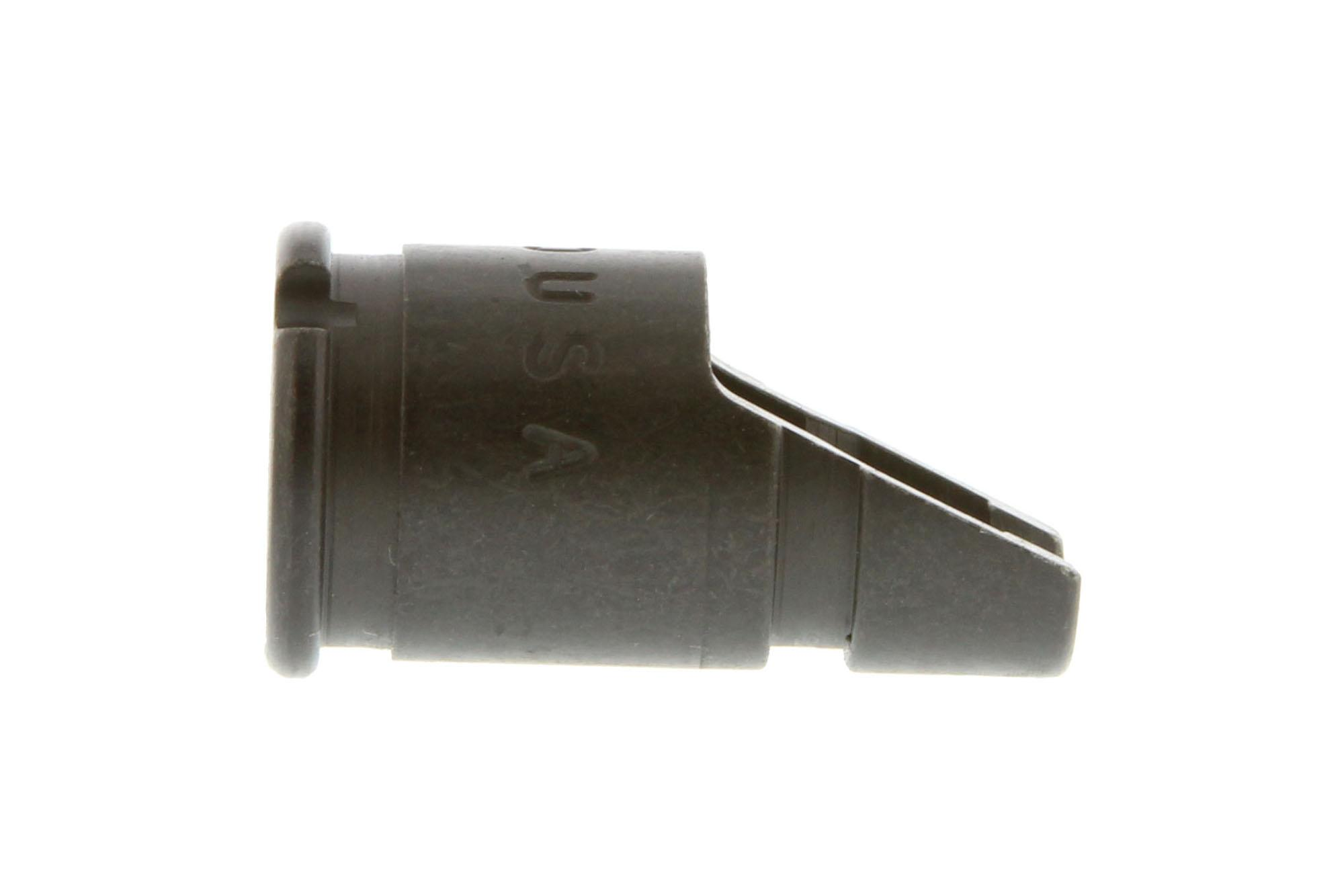 The Tapco AK47 slant muzzle brake is machined from steel with a Phosphate finish