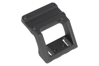 The RS Regulate AKMT AK-47 optic mount is designed for the Trijicon MRO red dot sight