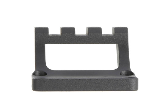 This red dot sight mount is designed for the AK-300 modular mounting system for ak pattern rifles