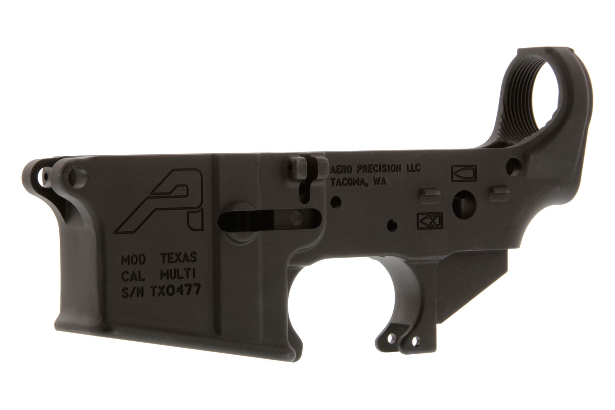aero precision stripped ar 15 lower receiver special edition