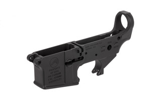 The Aero Precision M4 Carbine stripped lower receiver is the perfect starting point for your next clone build