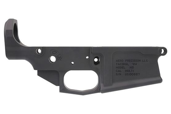 Aero Precision Stripped AR-308 Lower Receiver - M5 - DPMS Cut