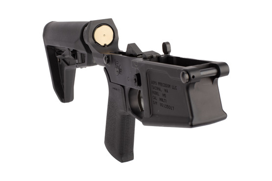 Aero Precision M5 Lower Receiver comes with a carbine buffer system