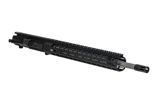 Aero Precision M5E1 Barreled upper features a .308 fluted stainless steel barrel