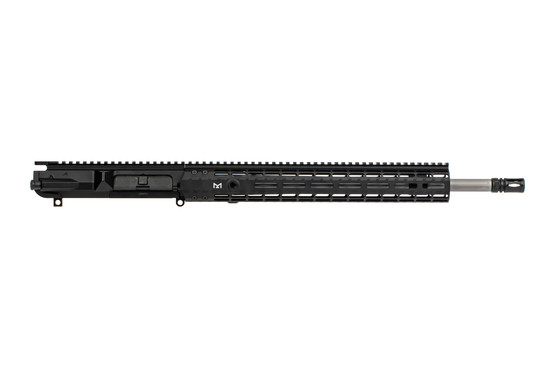 Aero Precision M5E1 .308 barreled upper receiver features a 15 inch M-LOK handguard