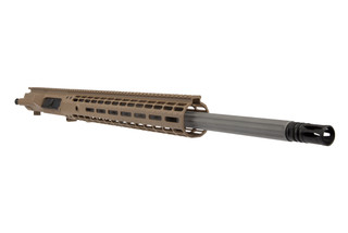 Aero Precision M5E1 Barreled upper 6.5 Creedmoor features a 22 inch fluted barrel