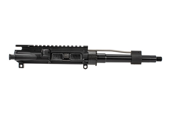 The Aero Precision AR-15 barreled upper without handguard features a 7.5 inch barrel