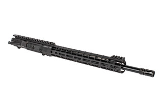 "Aero Precision 18"" black M5 barreled upper receiver with .308 chamber, mid-length gas system, and Atlas S-ONE M-LOK rail."
