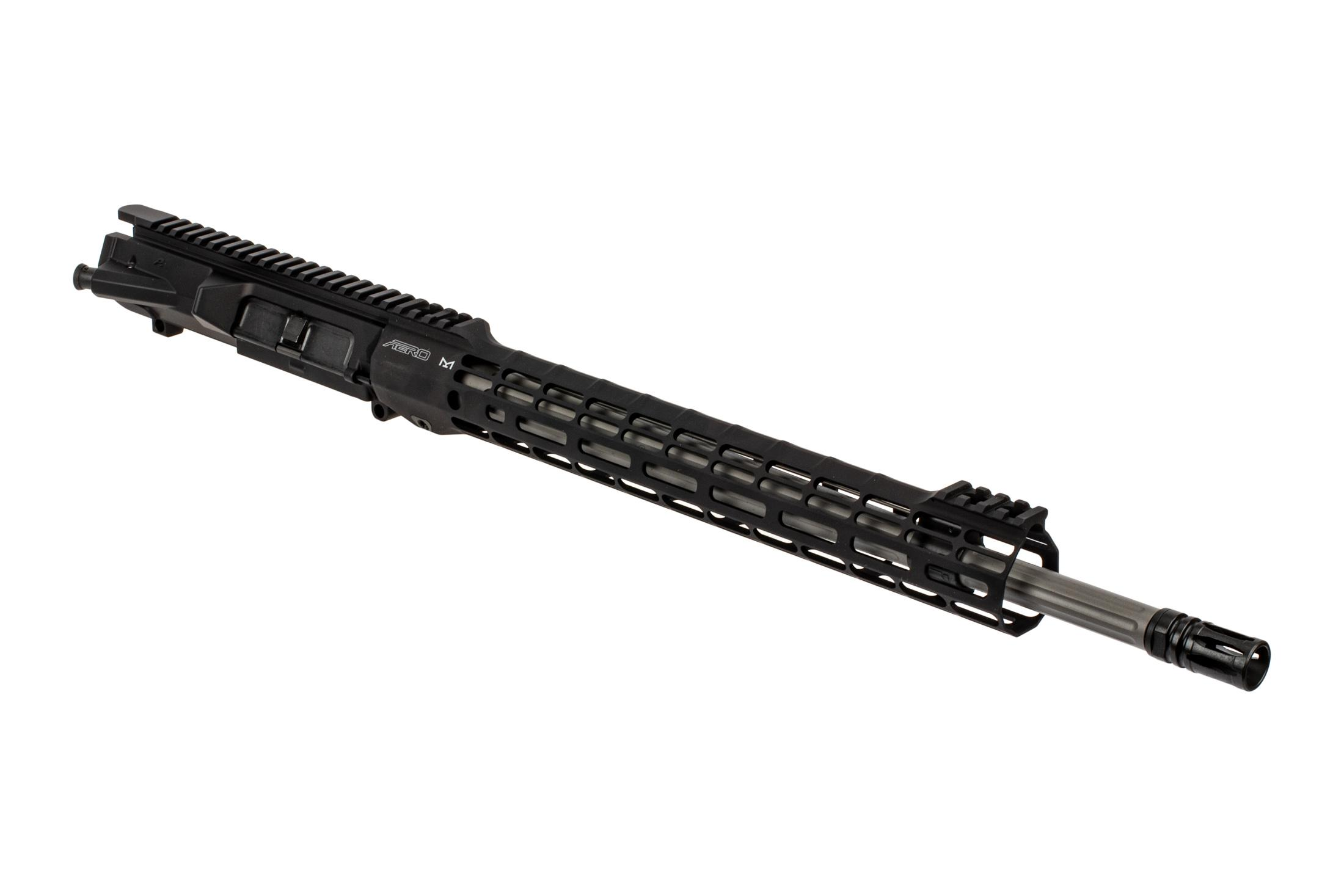 Aero Precision M5 Barreled Upper features a 308 fluted 18 inch barrel