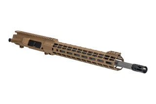 Aero Precision M5 Barreled Upper Receiver Group comes with the Atlas S-ONE handguard