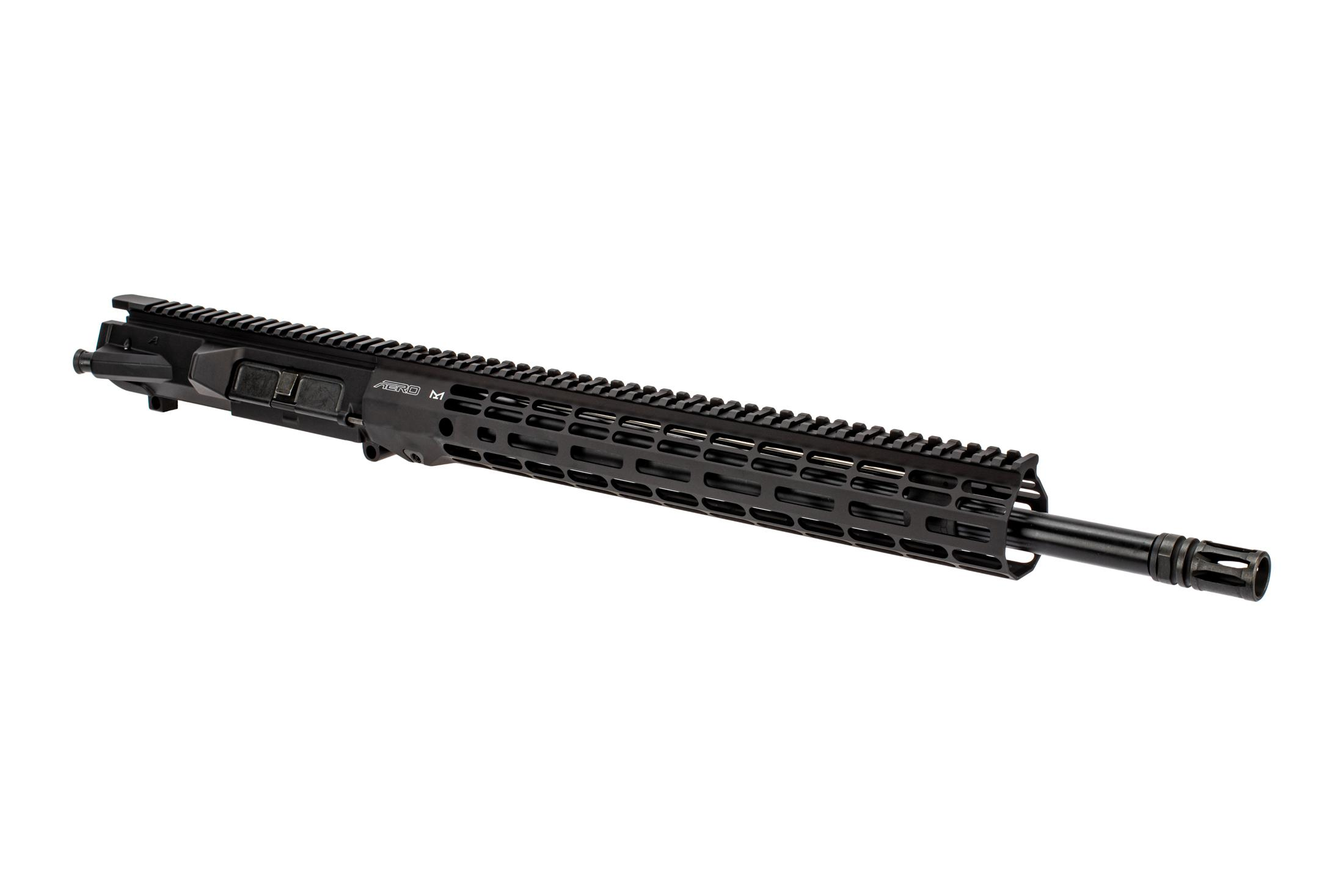 Aero Precision M5 18 barreled upper receiver with .308 chamber mid-length gas system and Atlas R-ONE black handguard