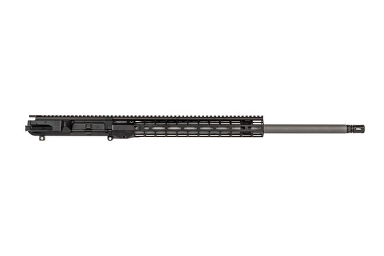 "Aero 24"" M5 barreled upper receiver in 6.5 creedmoor with Atlas R-ONE M-LOK handguard with A2 flash hider"