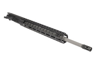 Aero Precision M4E1 Enhanced Barreled Upper Receiver features a 20 inch barrel chambered in 223 Wylde