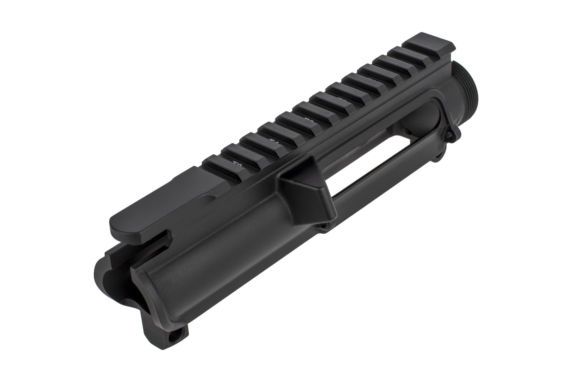 Aero Precision stripped AR15 upper with slick side is compatible with your favorite MIL-SPEC lower receivers and components