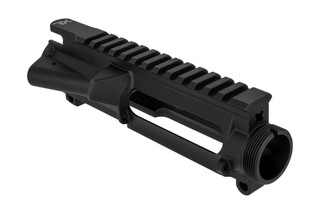 The Aero Precision XL stripped upper receiver features an enlarged ejection port for big bore calibers