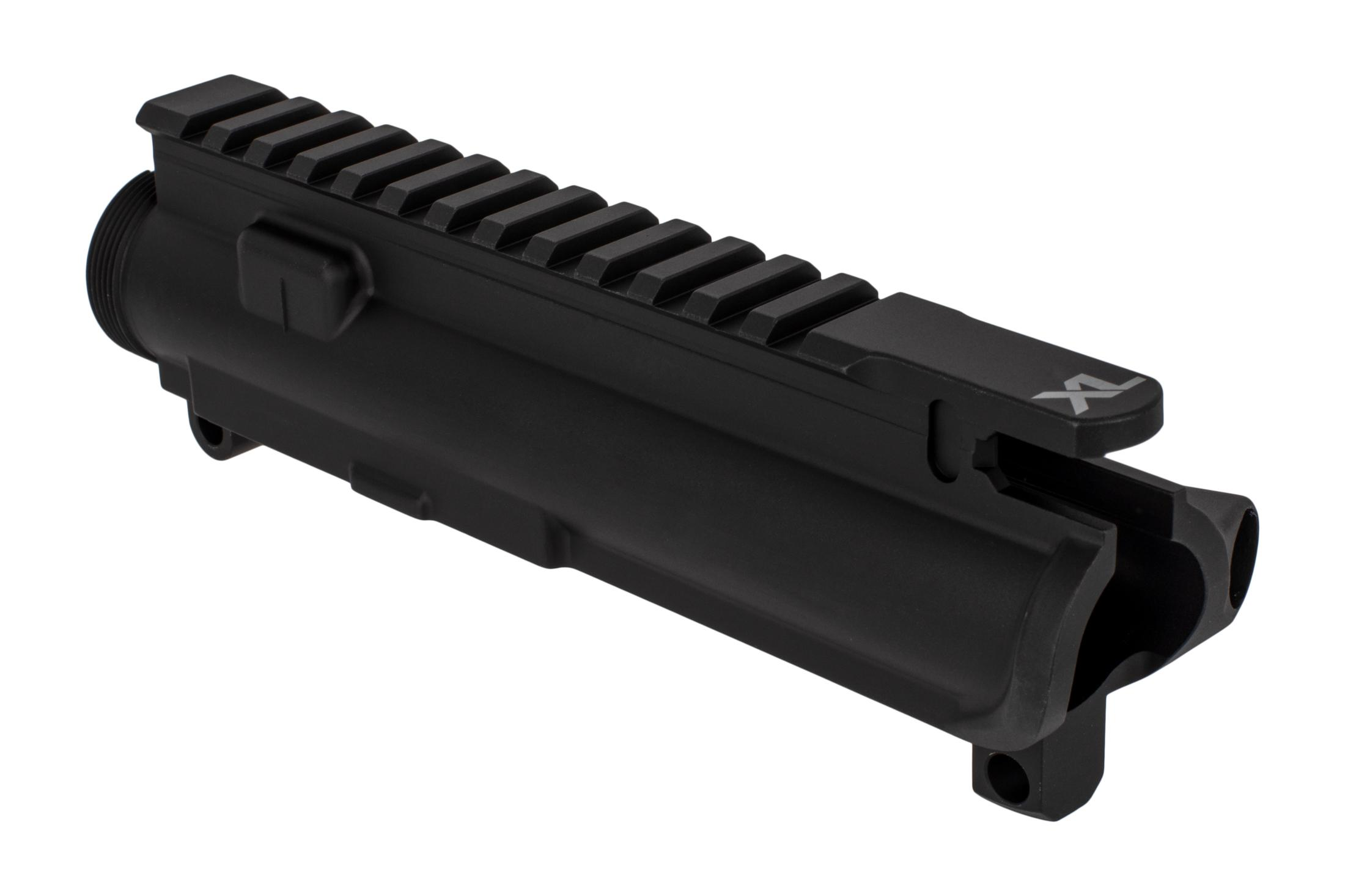 The Aero Precision upper XL is compatible with Mil-Spec components